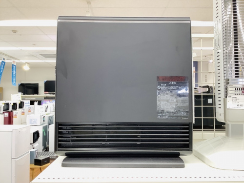 燃焼系暖房器具の都市ガスファンヒーター