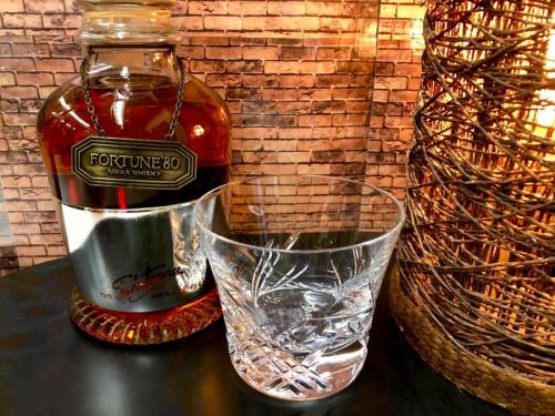 お酒 アルコールのウィスキー ブランデー