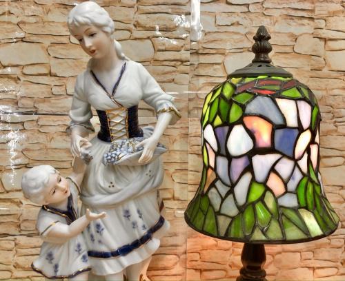 KPM ベルリン王立磁器製陶所の人形 オブジェ