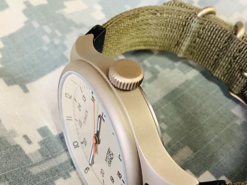 腕時計のTIMEX×MYSTERY RANCH