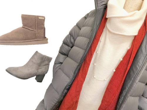 レディースファッションのコート ダウン