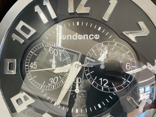 掛時計のTENDENCE