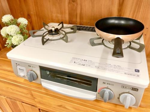 調理家電のガスコンロ ガステーブル