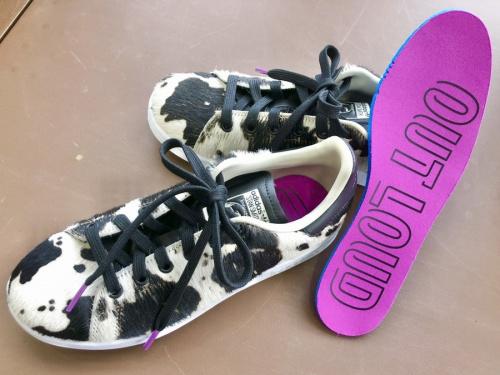 靴 スタンスミスのスニーカー シューズ