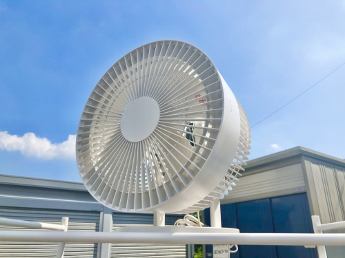 季節家電 夏物家電の扇風機