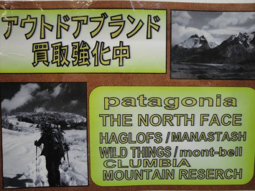 patagoniaのTHE NORTH FACE