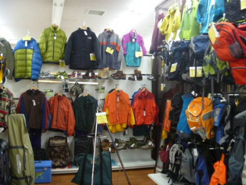THE NORTH FACEの買取