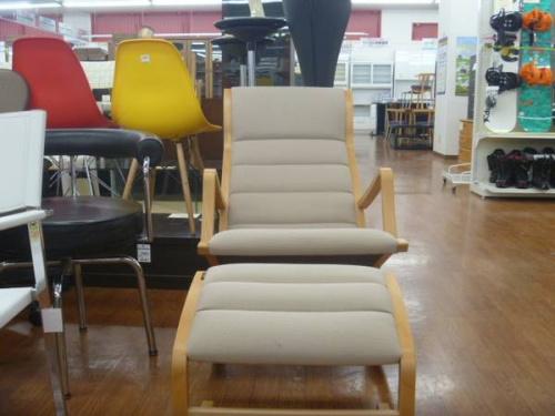 幕張の椅子