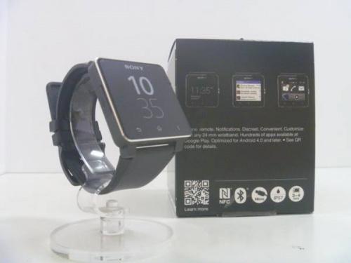 デジタル家電の腕時計