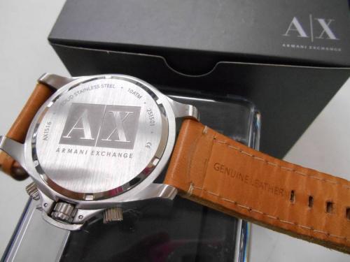 腕時計のARMANI EXCHANGE