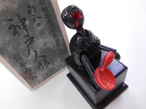 神戸人形の珍品