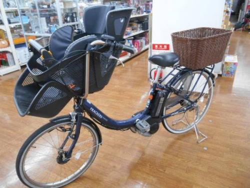 スポーツ・アウトドアの電動自転車
