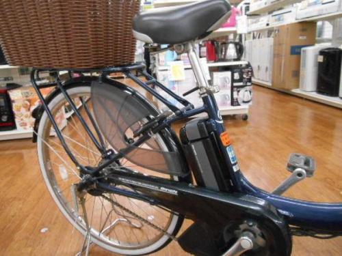 電動自転車のMaruishi