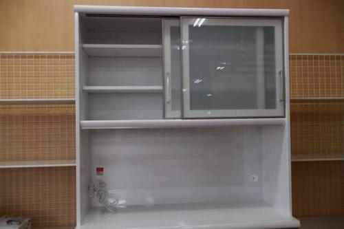 食器棚のレンジボード