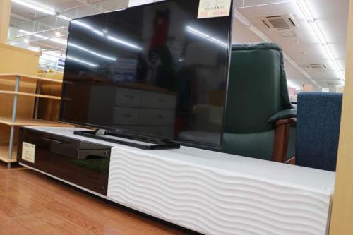 テレビ台のテレビボード