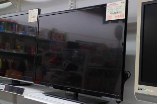 テレビの液晶