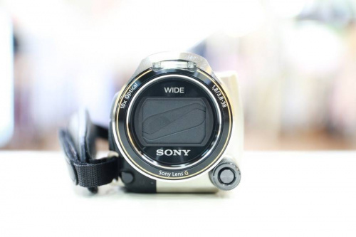 ビデオのカメラ
