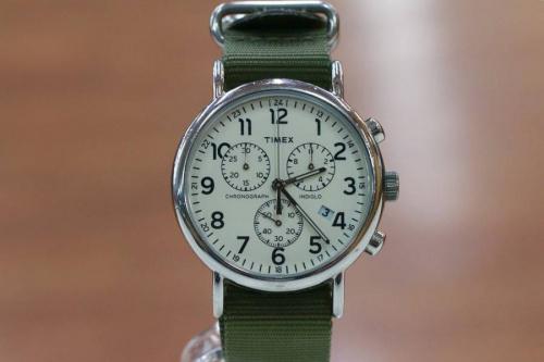 腕時計のタイメックス