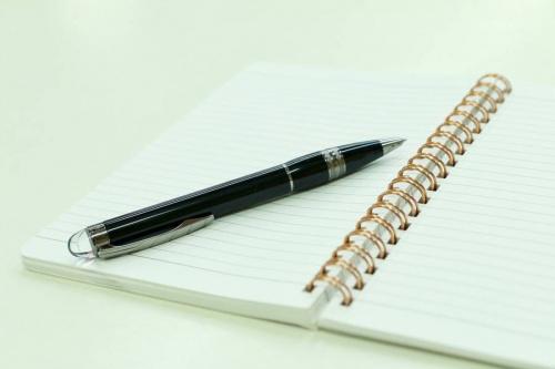 ブランド筆記用具のモンブラン