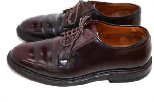 米国製革靴の大人が買いたいレザーシューズ