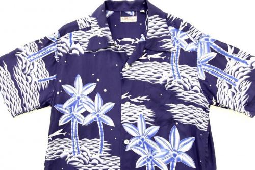 開襟シャツのオープンカラーシャツ
