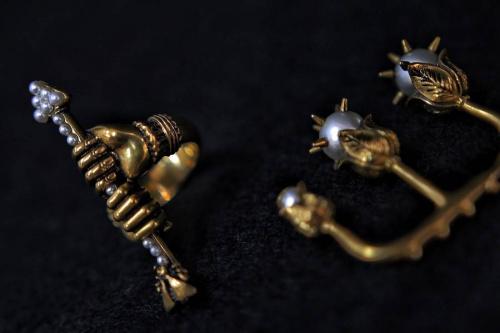 ブランド・ラグジュアリーの指輪