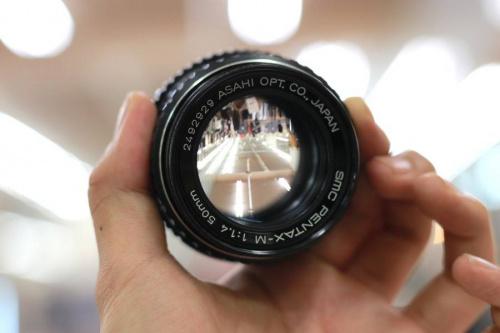 カメラ機材のオールドレンズ