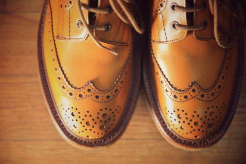 レザーの靴好き必見