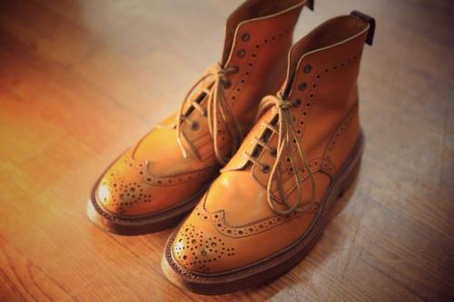 靴好き必見のレザーシューズ