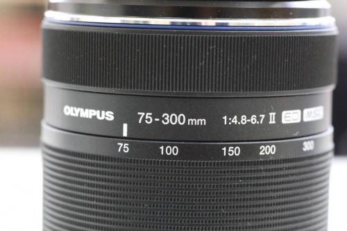 交換レンズのマイクロフォーサーズ
