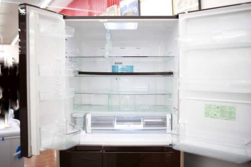冷蔵庫買換えの大型冷蔵庫