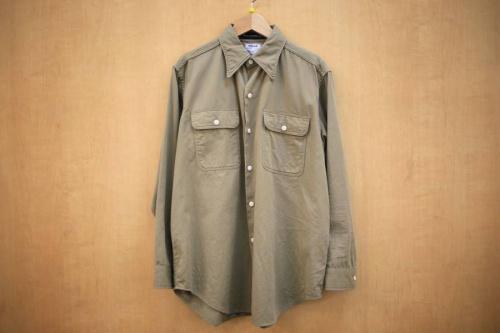 シャツのミリタリー