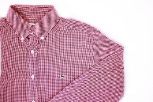 ポロシャツの夏物衣類