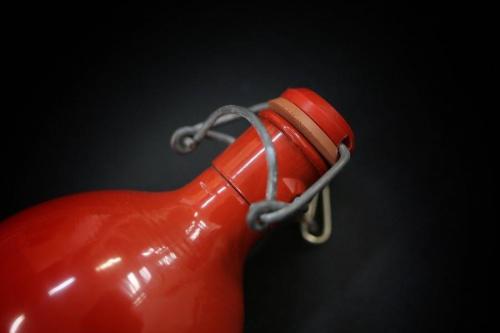 トレッキングのウォーターボトル