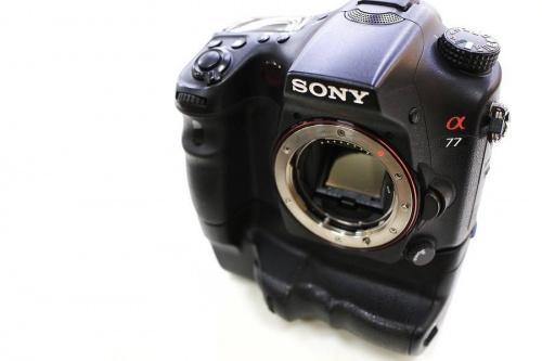 ソニーの中古カメラ