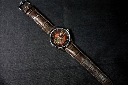 腕時計のカジュアル