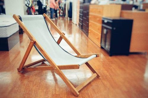 アウトドア用品の中古家具