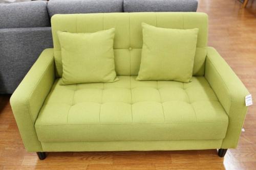 2人用ソファーのソファー