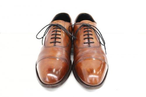 中古 革靴のレザーシューズ 中古