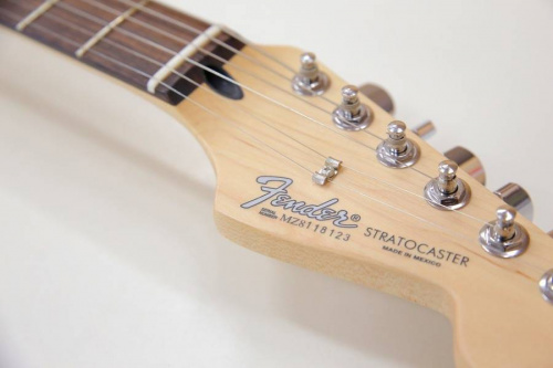 エレキギターのストラトキャスター