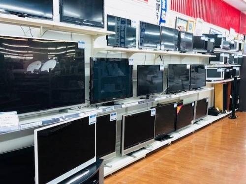 中古テレビの中古 4K
