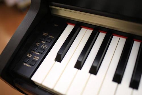 本格 電子ピアノの河合 電子ピアノ