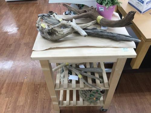 流木のインテリア雑貨