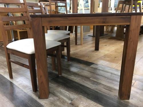 テーブル 買取のベンチ