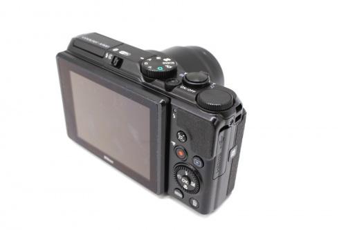 コンデジのカメラ