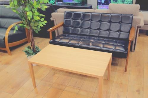 カリモクのソファー