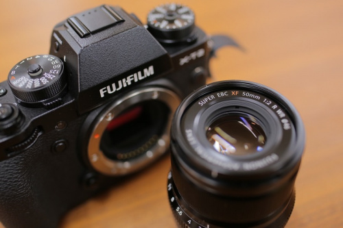 デジタル家電のミラーレスカメラ