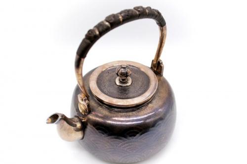 和食器の純銀製