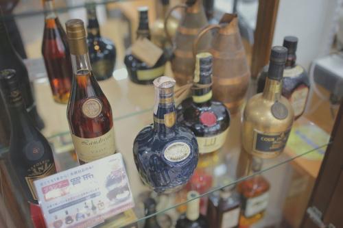 買取のウイスキー