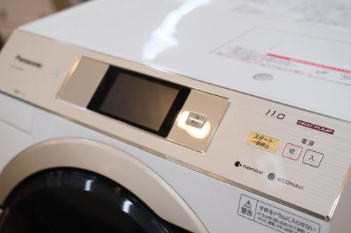 ドラム式洗濯機の中古